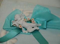 Bomboniere Battesimo - Stile Valentine