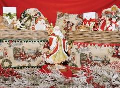 Cesti regali aziendali Natale Stile Valentine