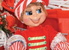 Particolare Linea Babbo Natale