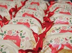 Particolari decorazioni fatte a mano Stile Valentine