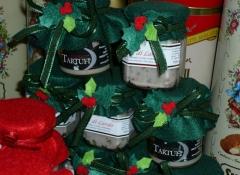 Prodotti cesti natalizi Stile Valentine