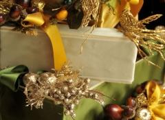 Materiali regalistica natalizia Stile Valentine