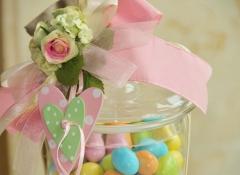 Materiali decorazioni pasquali Stile Valentine