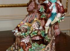 statuine di porcellana - regali d'autore stile valentine