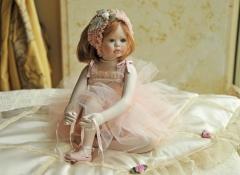 ballerina di porcellana - regali d'autore stile valentine