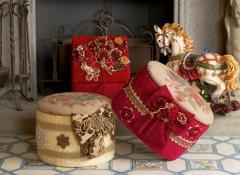 regali d'autore confezioni natalizie stile valentine