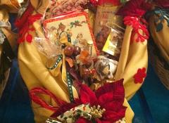 regali d'autore cesti natalizi stile valentine