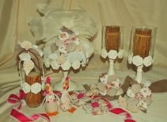 regalistica di pasqua candele - Stile Valentine
