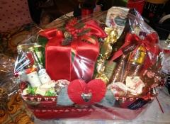 Cesti natalizi Stile Valentine