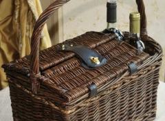 cestino picnic porta bottiglie - Stile Valentine