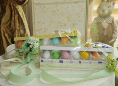 confezioni eleganti uova pasquali - Stile Valentine