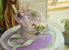 confezioni pasquali cesti - Stile Valentine