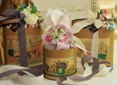 composizioni pasquali scatole - Stile Valentine