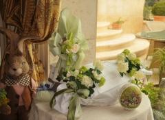 regali aziendali - uova e colombe - Pasqua Stile Valentine