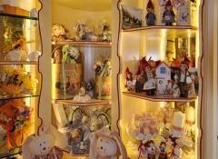 Esposizione con Conigli Pasquali