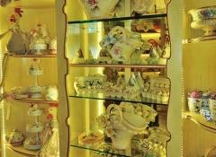 Vetrina Ceramiche artigianali