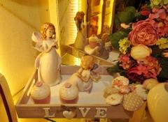 Decorazioni Pasqua Stile Valentine