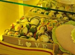 Uova Pasqua Stile Valentine