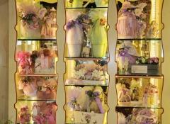 Vetrine Showroom Stile Valentine - Pasqua