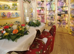 Panoramica Showroom Stile Valentine - Pasqua