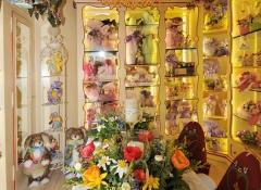 Allestimento Showroom Stile Valentine - Pasqua