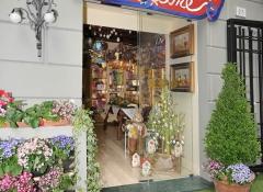 Ingresso Showroom Stile Valentine - Pasqua