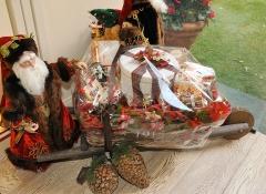 Cesti aziendali Natale 2013
