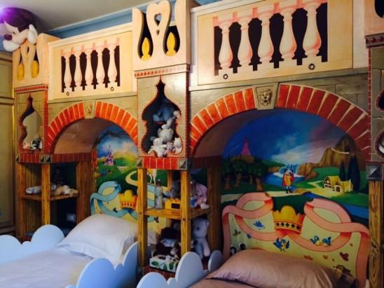Arredamenti originali per camere dei bambini